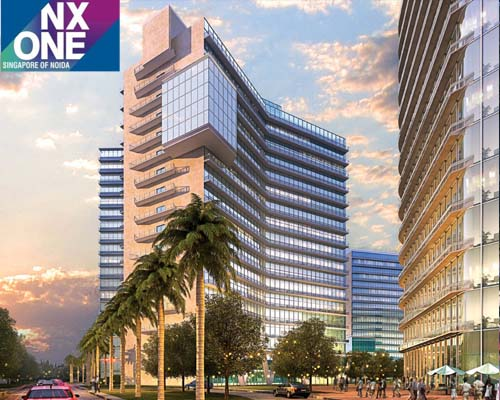 nx one Office Space in greater Noida