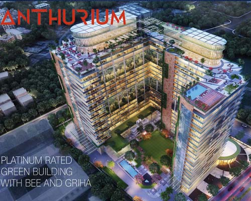 Anthurium Office Space in Noida